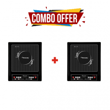 Butterfly Platinum 2.O Induction Stove 1 + 1