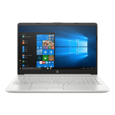 HP 15 15s-du2040tu 15-inch Laptop (10th Gen Core i5-1035G1,  8gb Ram, 1tb Hdd, WIN 10, MSO 19, FINGER PRINT Reader, FHD, No Dvd) Natural Silver