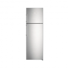 Liebherr 346 L 3 Star Frost Free Double Door TCSS 3520 Stainless Steel C I Inverter Refrigerator