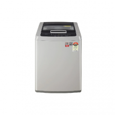 LG 6.5 Kg Smart Inverter Fully Automatic Top Loading Washing Machine (T65SKSF1Z, Middle Free Silver)