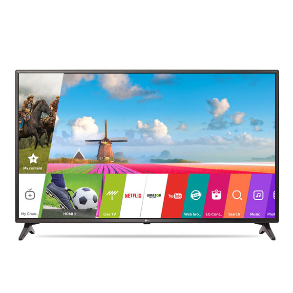 Buy Lg Led Smart 43lj554t Tv Lowest Price In India